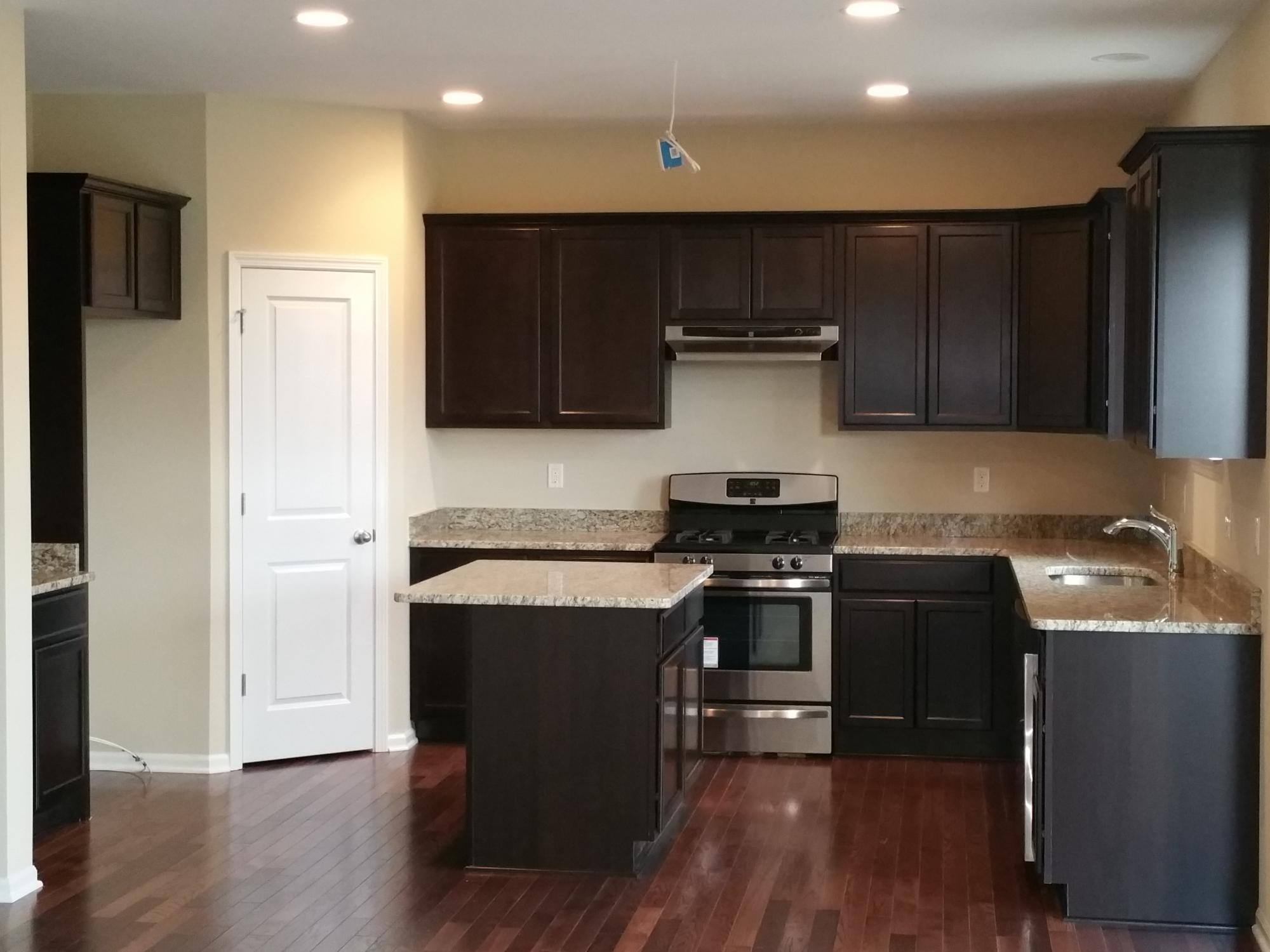 Kitchen featured in the Trudy By Evergreen Homes in Detroit, MI