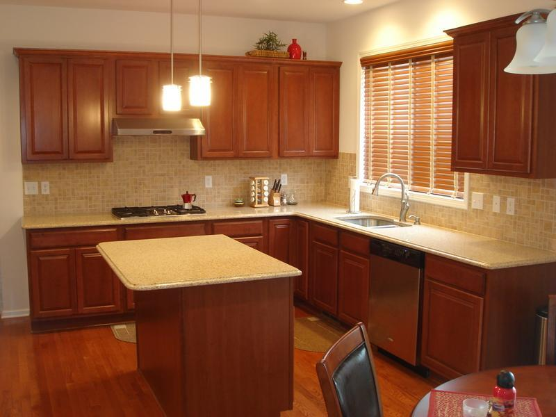 Kitchen featured in the Carrington By Evergreen Homes in Detroit, MI