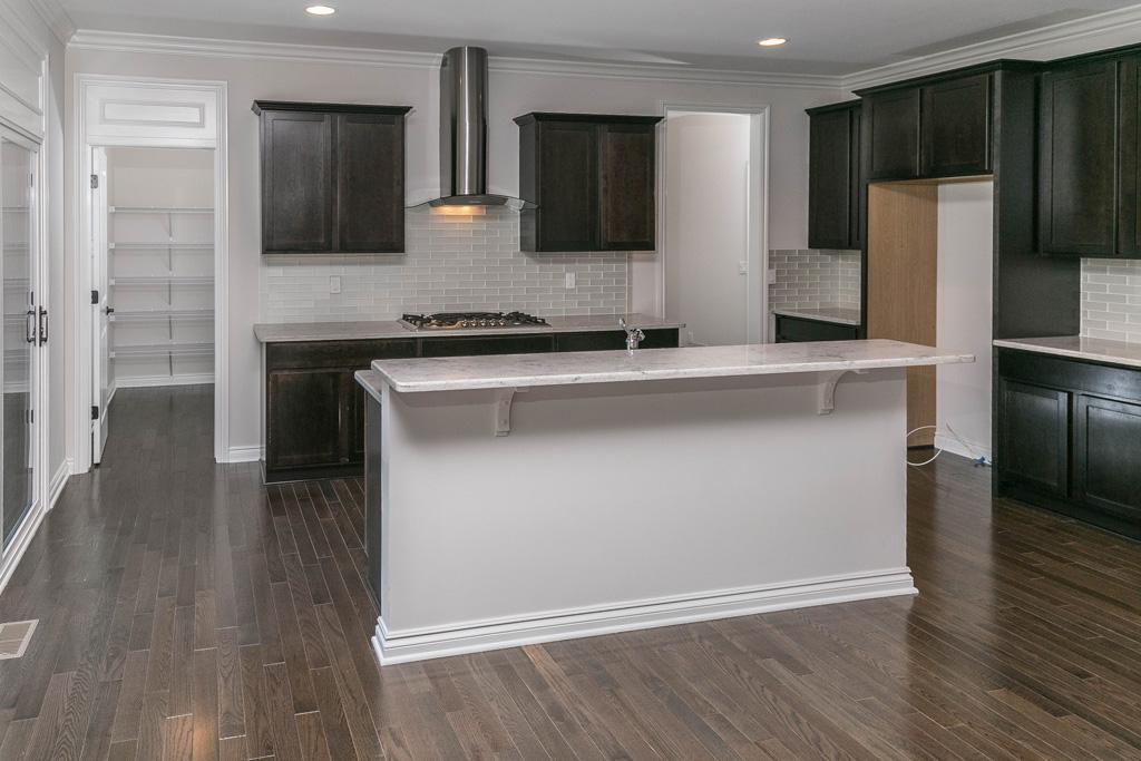 Kitchen featured in the Tuscany By Evergreen Homes in Detroit, MI