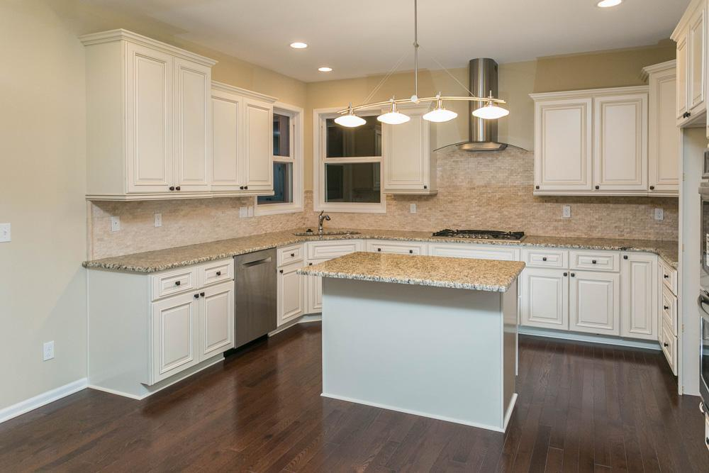 Kitchen featured in the Wellington By Evergreen Homes in Detroit, MI
