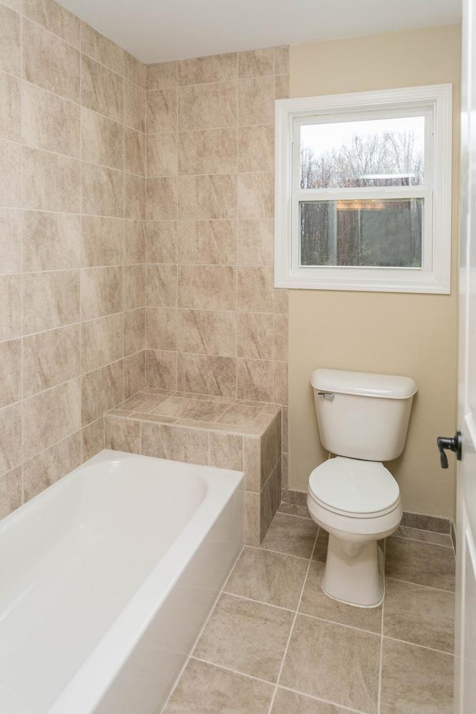 Bathroom featured in the Wellington By Evergreen Homes in Detroit, MI