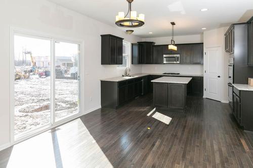 Kitchen-in-Hampton-at-Aspen Ridge-in-Canton