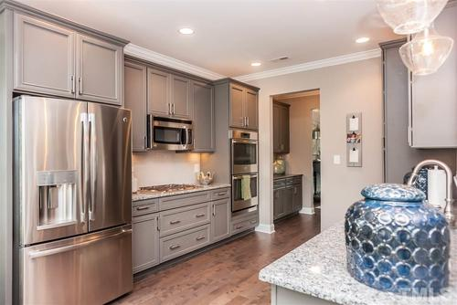 Kitchen-in-The Savannah-at-Knightdale Station-in-Knightdale