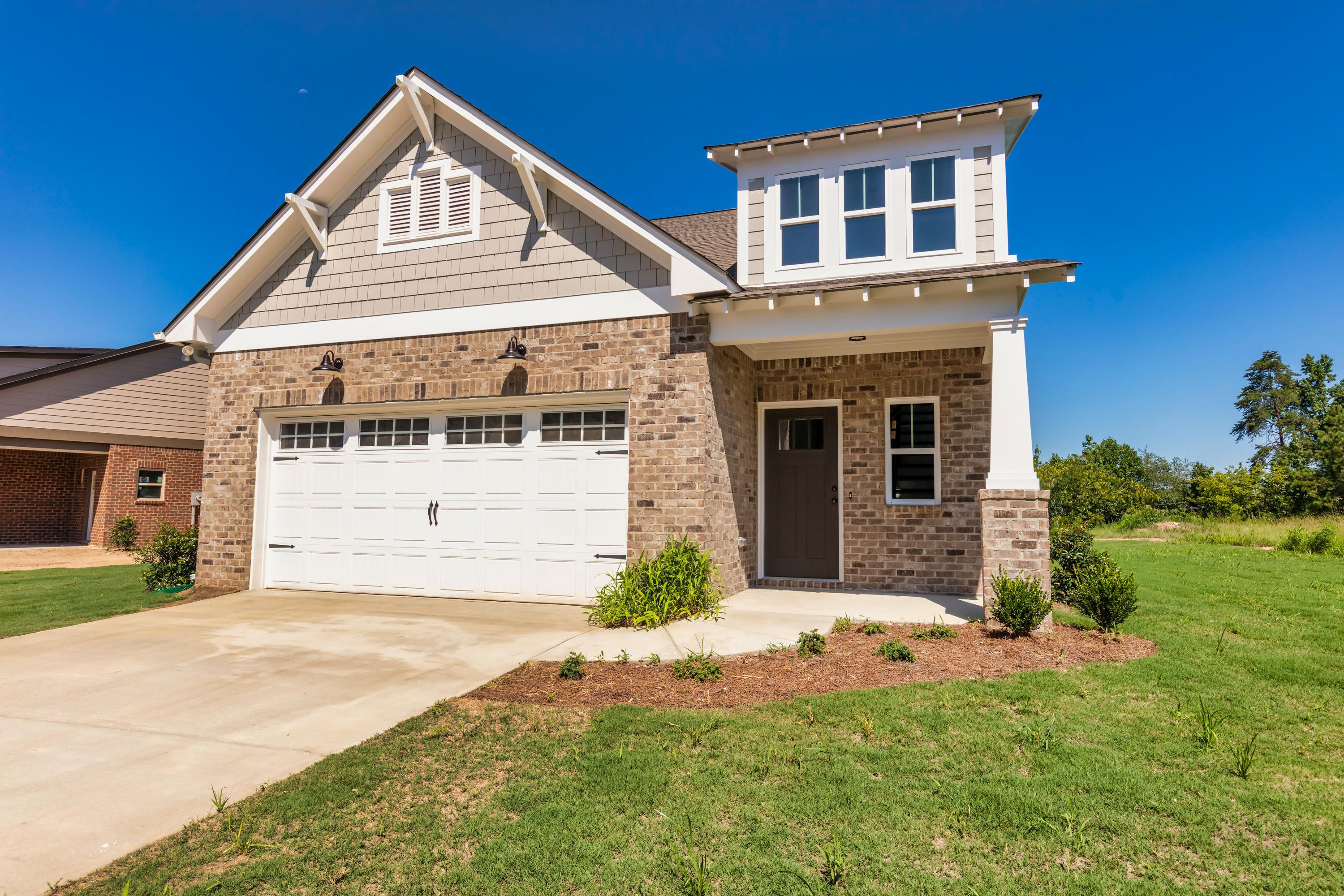 Exterior featured in the Browning Brick By Tower Homes in Birmingham, AL