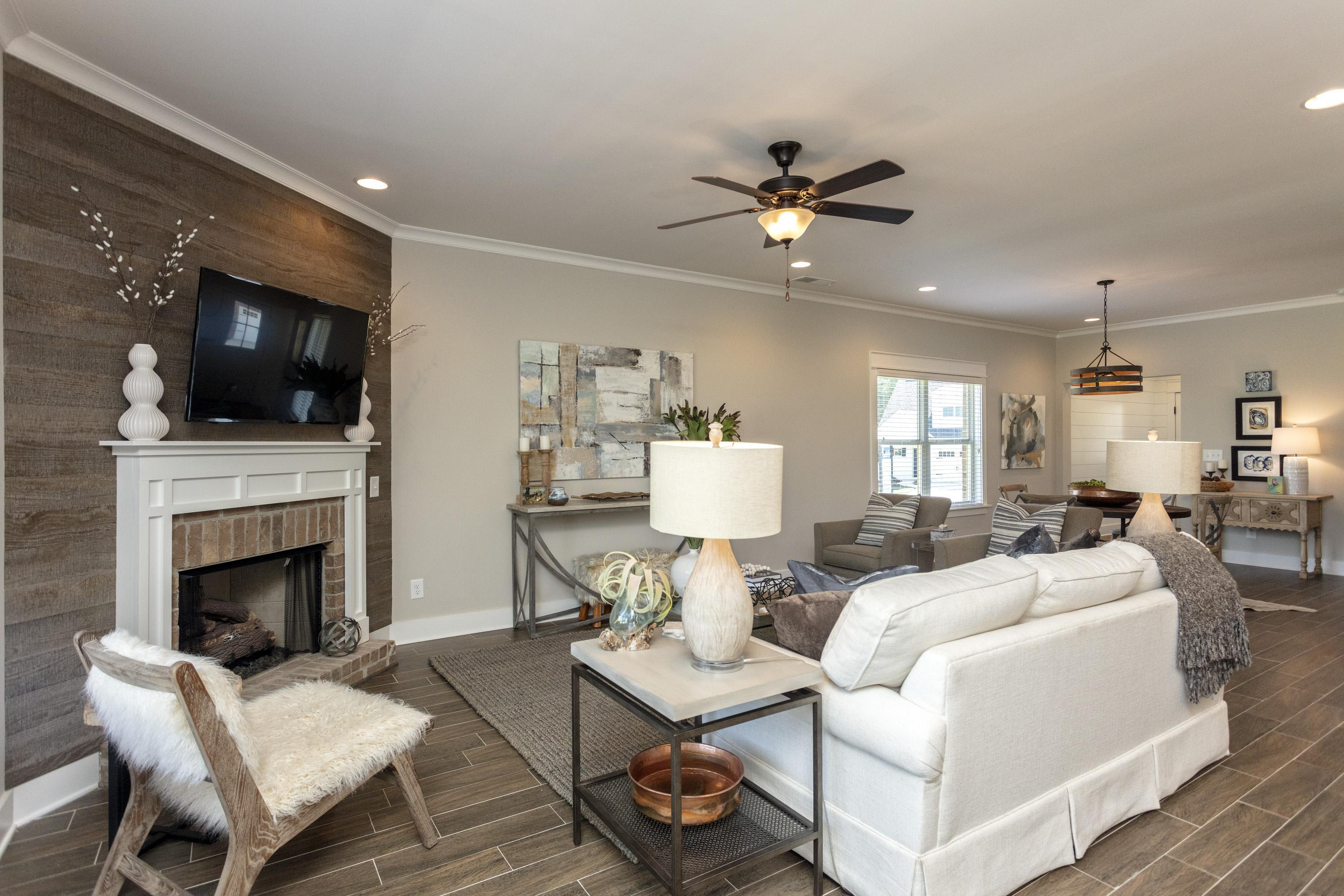 Living Area featured in the Hamilton II A By Tower Homes in Birmingham, AL