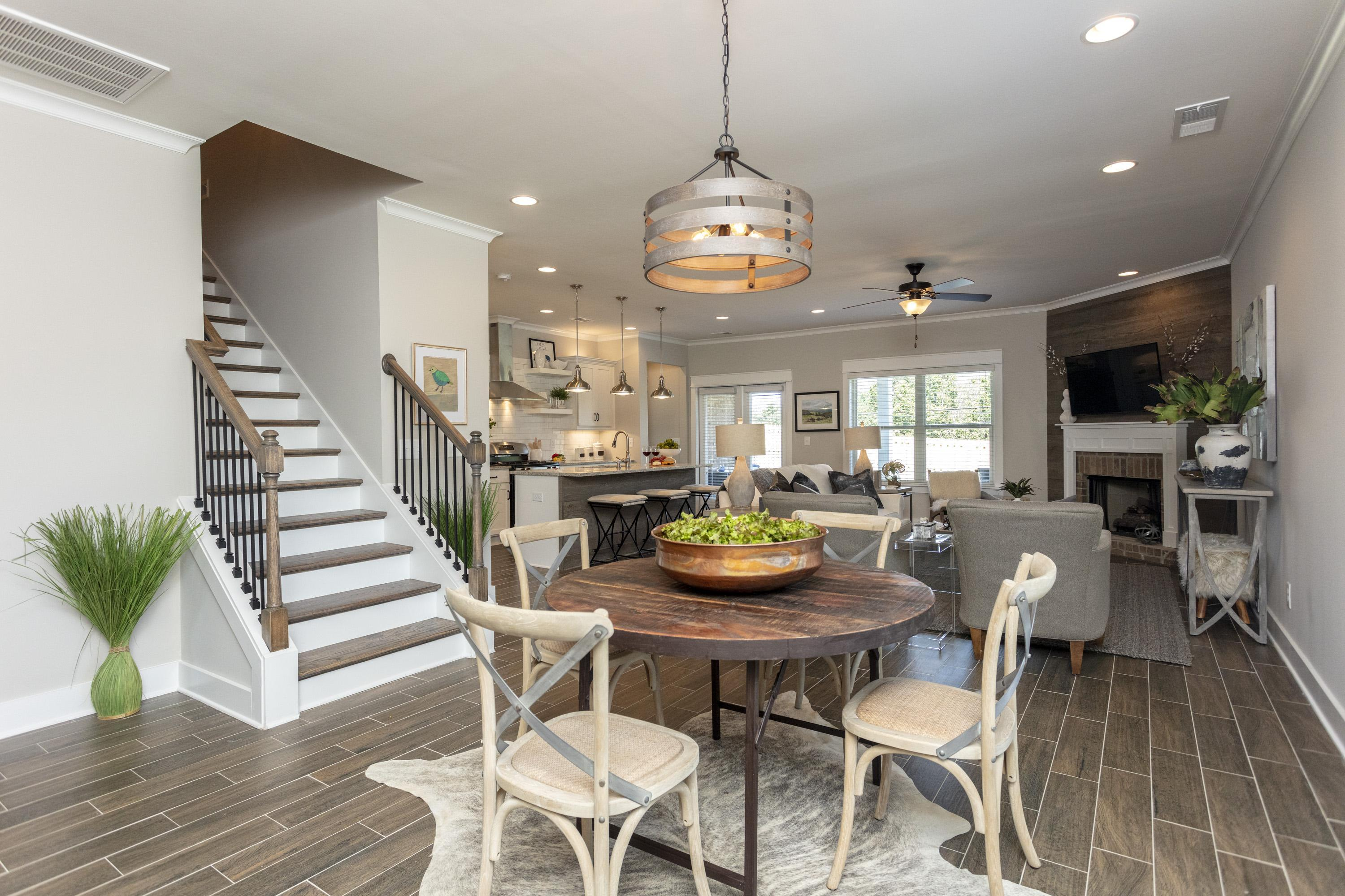 Kitchen featured in the Hamilton II A By Tower Homes in Birmingham, AL