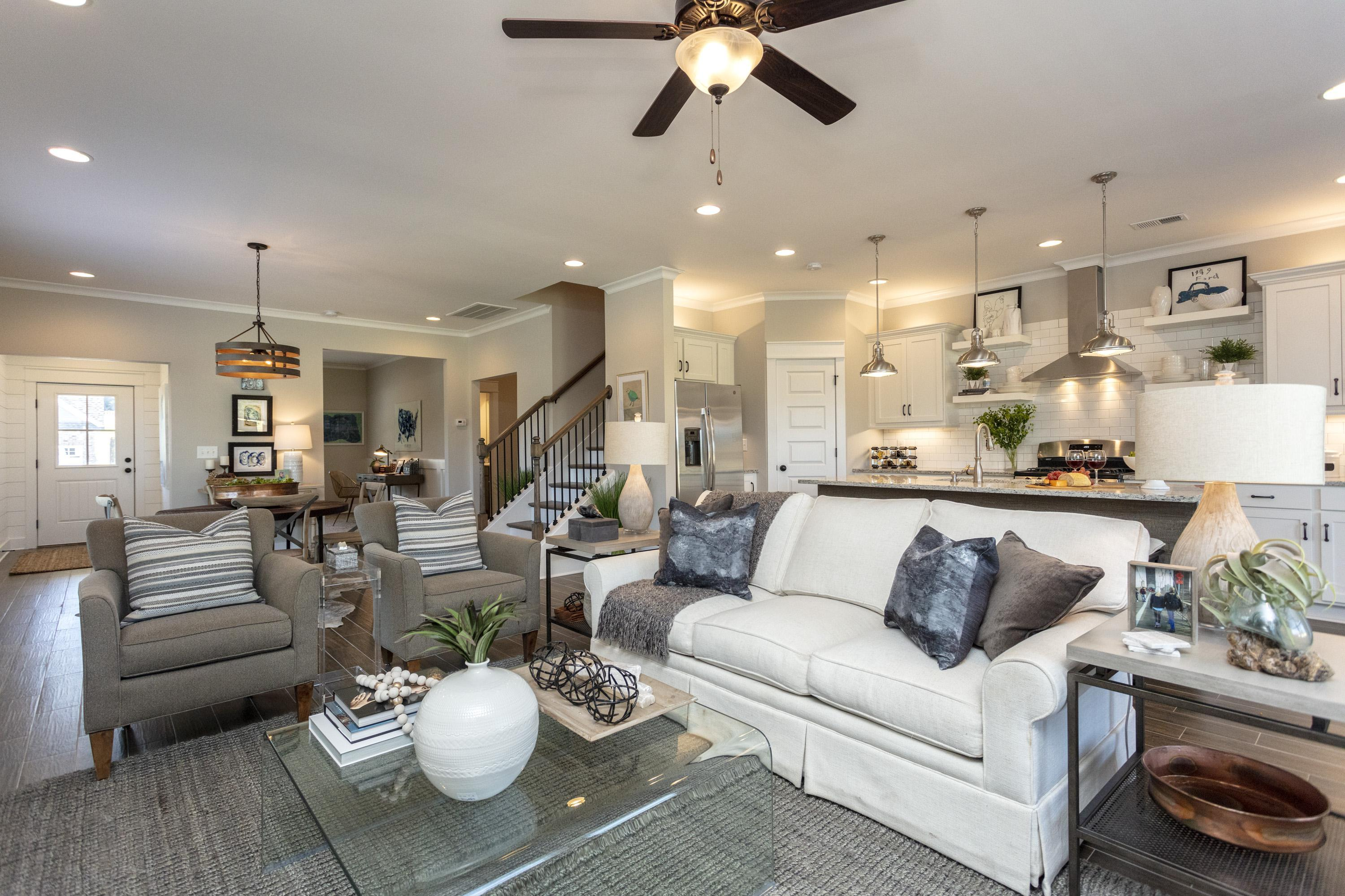 Living Area featured in the Hamilton II B By Tower Homes in Birmingham, AL
