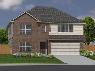 The Atalon - Elkhorn Ridge: Fair Oaks, Texas - Princeton Classic Homes SA