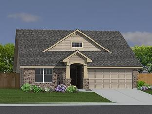 The Bristol II - Elkhorn Ridge: Fair Oaks, Texas - Princeton Classic Homes SA