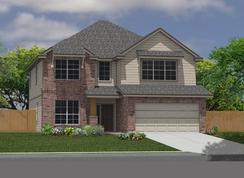 The Oakdale - Elkhorn Ridge: Fair Oaks, Texas - Princeton Classic Homes SA