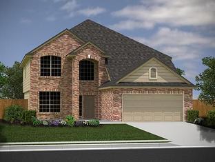 The Wheeler - Elkhorn Ridge: Fair Oaks, Texas - Princeton Classic Homes SA