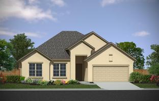 The Aristo - Meyer Ranch: New Braunfels, Texas - Princeton Classic Homes SA