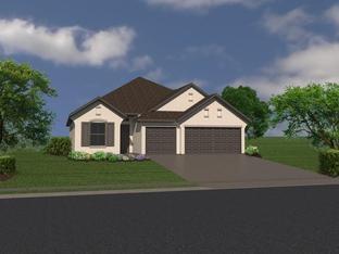 The Atalanti - Elkhorn Ridge: Fair Oaks, Texas - Princeton Classic Homes SA