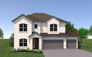 Elkhorn Ridge by Princeton Classic Homes SA in San Antonio Texas