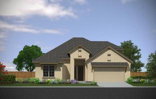 The Daphne - Elkhorn Ridge: Fair Oaks, Texas - Princeton Classic Homes SA