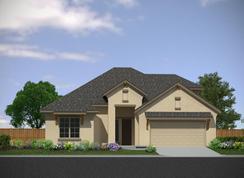 The Daphne - Meyer Ranch: New Braunfels, Texas - Princeton Classic Homes SA