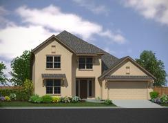 The Laurenz - Elkhorn Ridge: Fair Oaks, Texas - Princeton Classic Homes SA