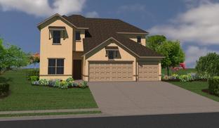 The Messina - Meyer Ranch: New Braunfels, Texas - Princeton Classic Homes SA