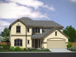The Olympia - Meyer Ranch: New Braunfels, Texas - Princeton Classic Homes SA