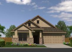 The Easton - Elkhorn Ridge: Fair Oaks, Texas - Princeton Classic Homes SA