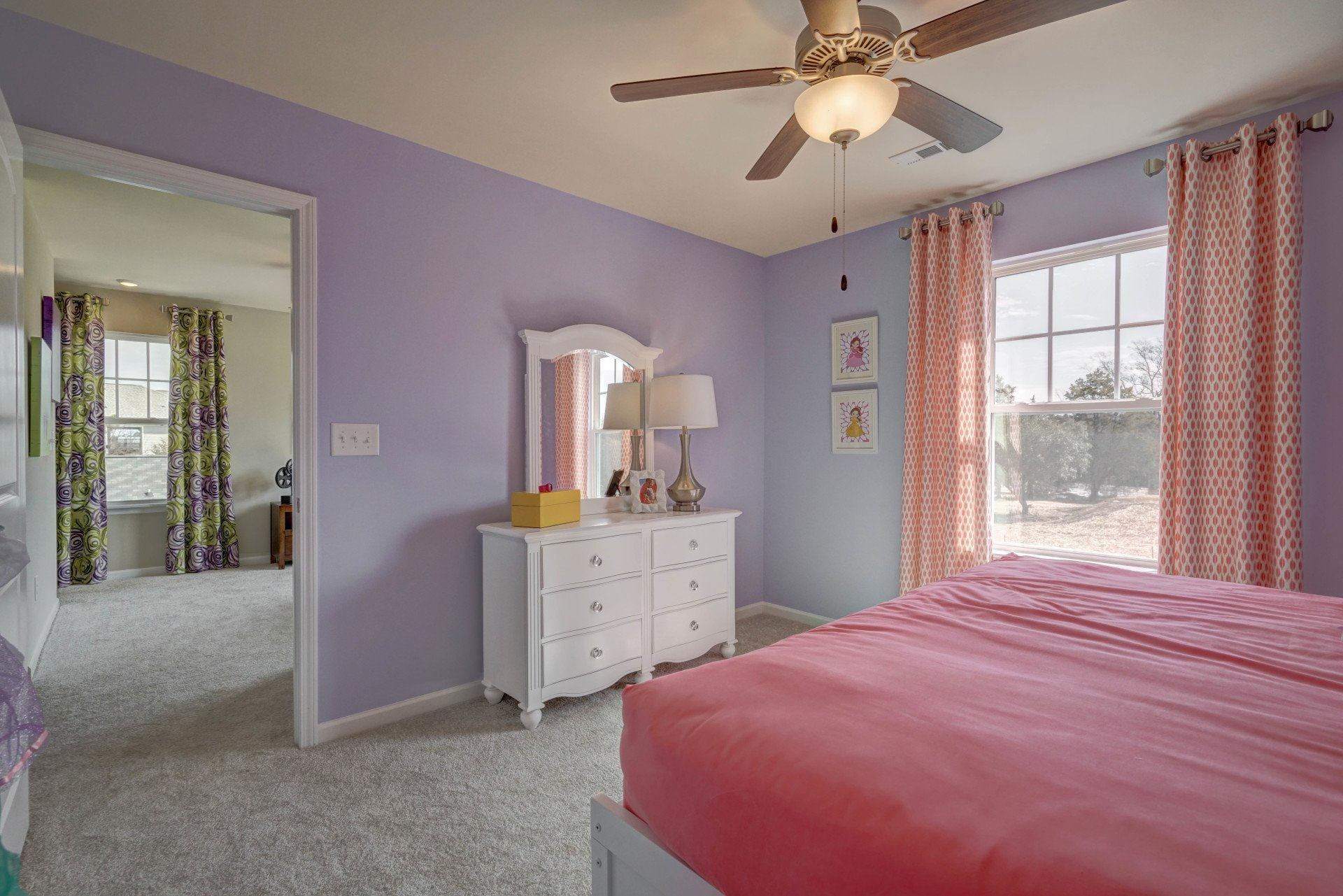 Bedroom featured in the Riverbirch By Profile Homes in Charlotte, NC