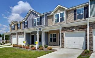 University East by Profile Homes in Charlotte North Carolina