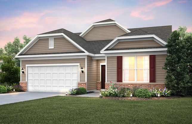 Ascend:Ascend: 1,936-2,682 Sq. Ft. (Home Exterior 4)