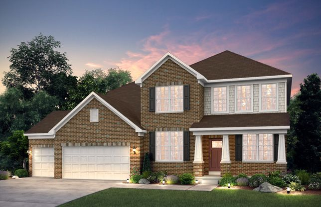 Riverton:Home Exterior Heartland 3W