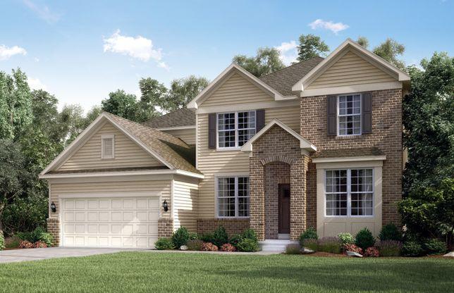 Hilltop:Home Exterior HR3M