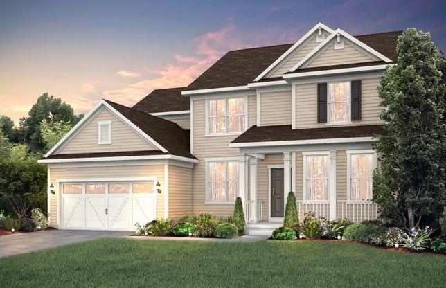 Hilltop:Home Exterior HR2A