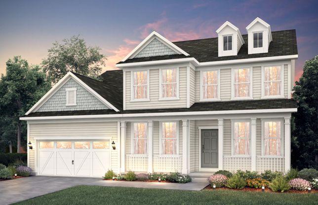 Riverton:Home Exterior HR3A