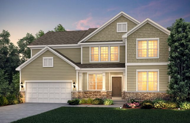 Castleton:Home Exterior HR2G
