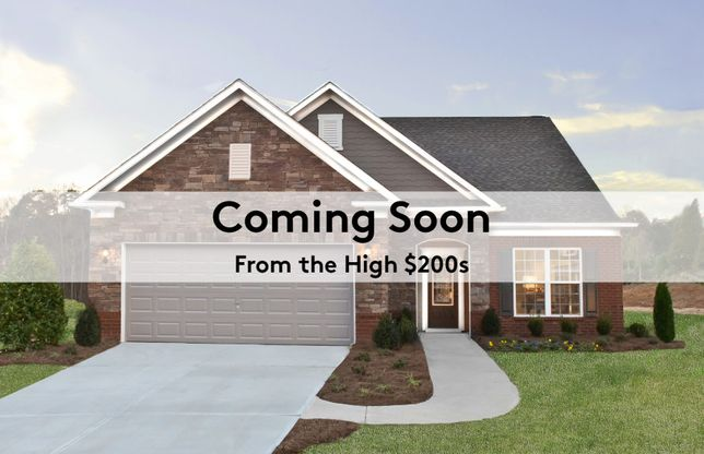 Ranch Style Homes Coming Soon