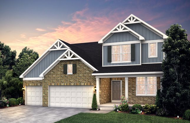 Greenfield:Home Exterior HR1T