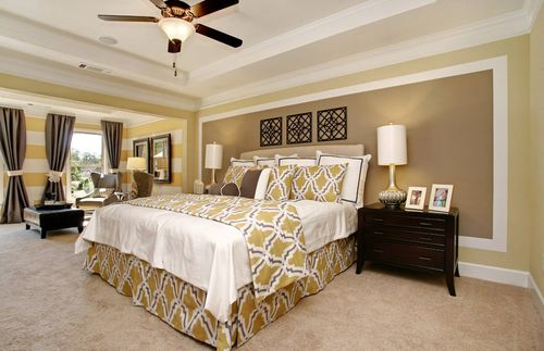 Bedroom-in-Devereaux 3-at-The Paces at Providence-in-Mableton