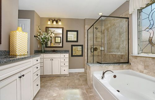 Bathroom-in-Devereaux 3-at-The Paces at Providence-in-Mableton