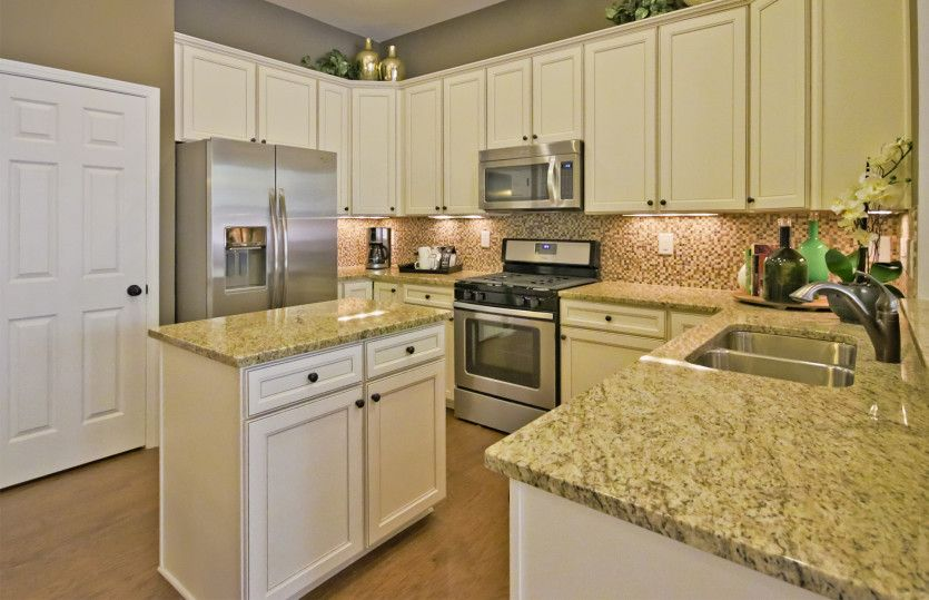 Kitchen featured in the Hawthorne By Pulte Homes in Atlanta, GA