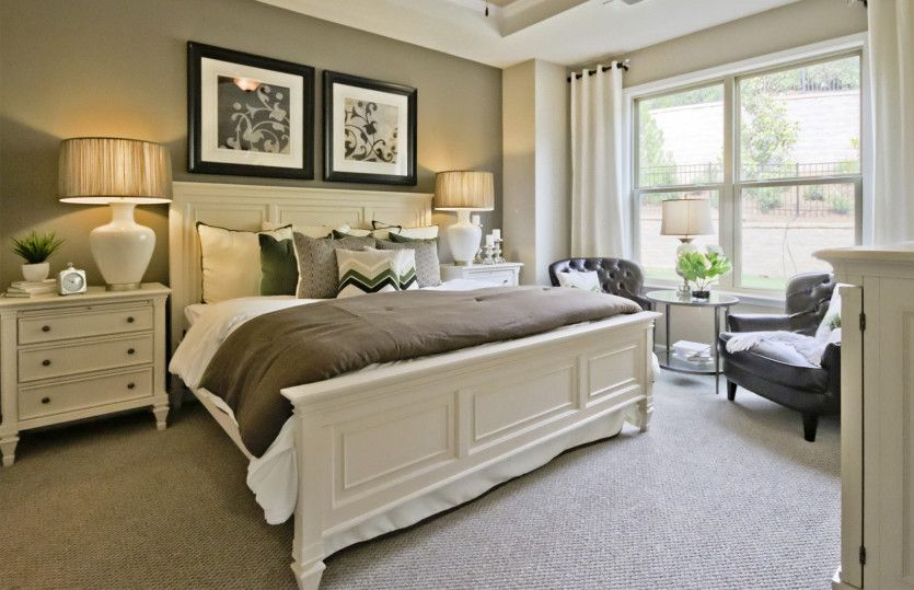 Bedroom featured in the Hawthorne By Pulte Homes in Atlanta, GA