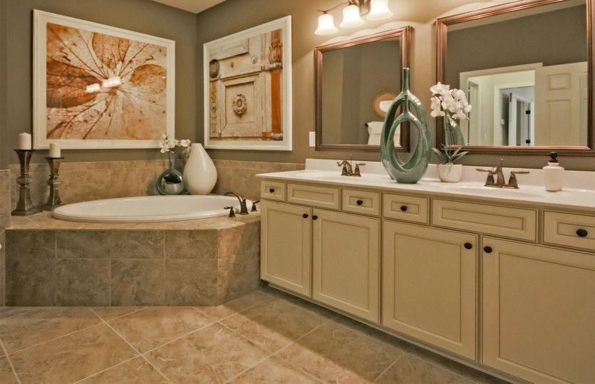 Bathroom featured in the Hawthorne By Pulte Homes in Atlanta, GA