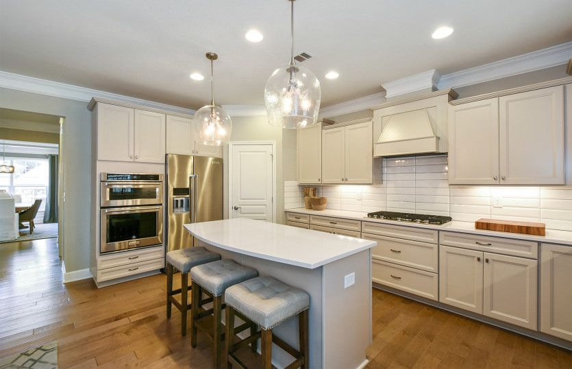 Kitchen featured in the Riverton By Pulte Homes in Atlanta, GA
