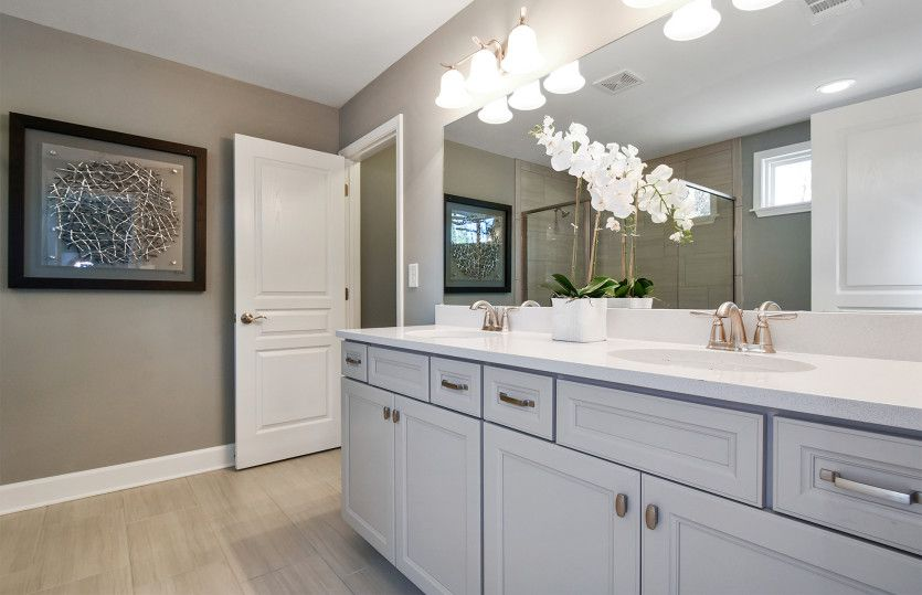 Bathroom featured in the Riverton By Pulte Homes in Atlanta, GA