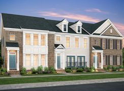 Carver - Parkside at Mason Mill: Decatur, Georgia - Pulte Homes