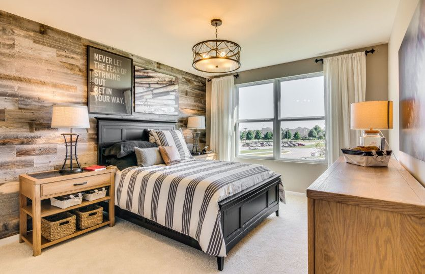 Bedroom featured in the Mercer By Pulte Homes in Atlanta, GA