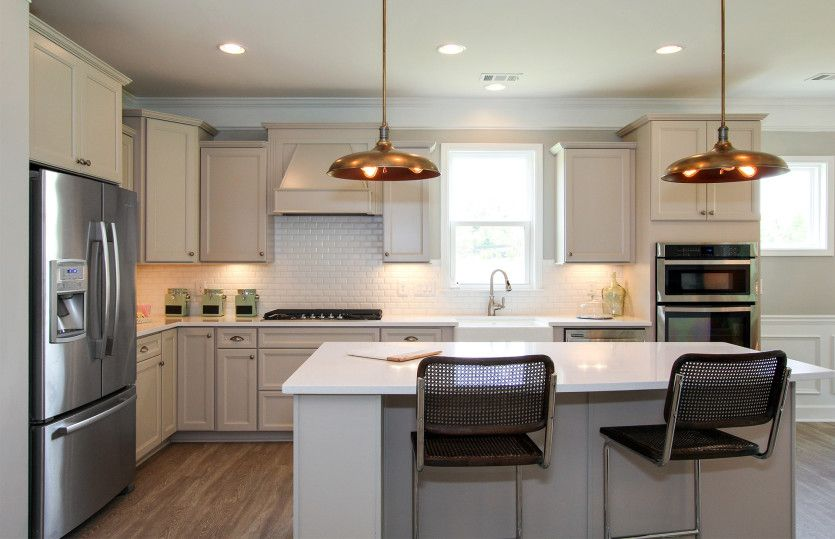 Kitchen featured in the Abbeyville By Pulte Homes in Atlanta, GA