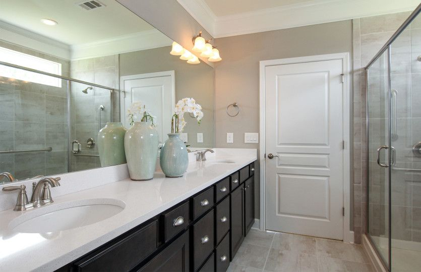 Bathroom featured in the Abbeyville By Pulte Homes in Atlanta, GA