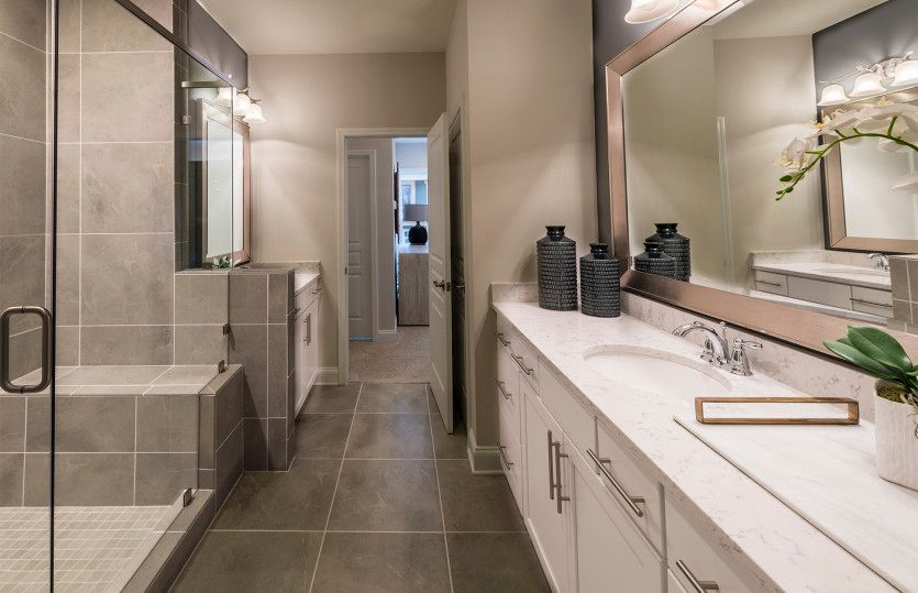 Bathroom featured in the Briarcliff 4-Story By Pulte Homes in Atlanta, GA