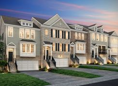 Hutton - Parkside at Mason Mill: Decatur, Georgia - Pulte Homes