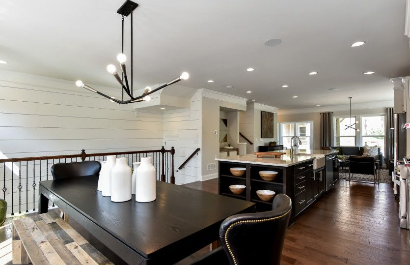 Kitchen featured in the Carver By Pulte Homes in Atlanta, GA