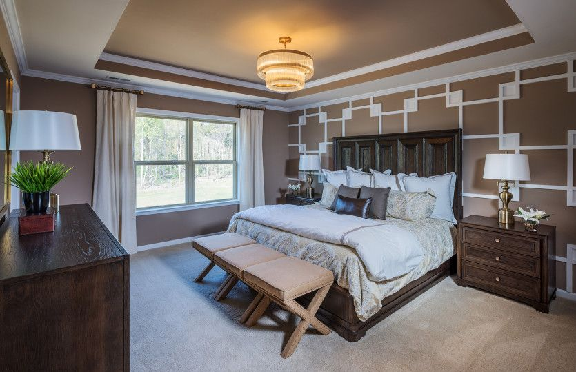 Bedroom featured in the Wingate By Pulte Homes in Atlanta, GA