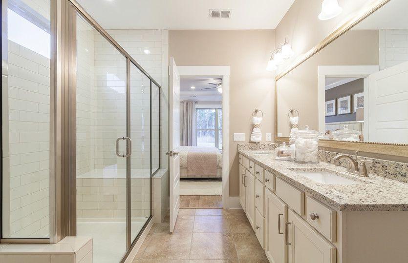 Bathroom featured in the Furman By Pulte Homes in Atlanta, GA